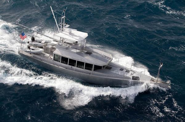 Circa Marine FPB 64 Offshore Motor Vessel