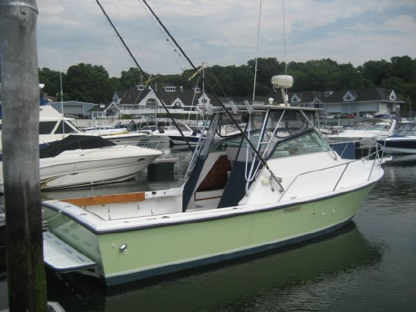Aquasport 281 Fisherman
