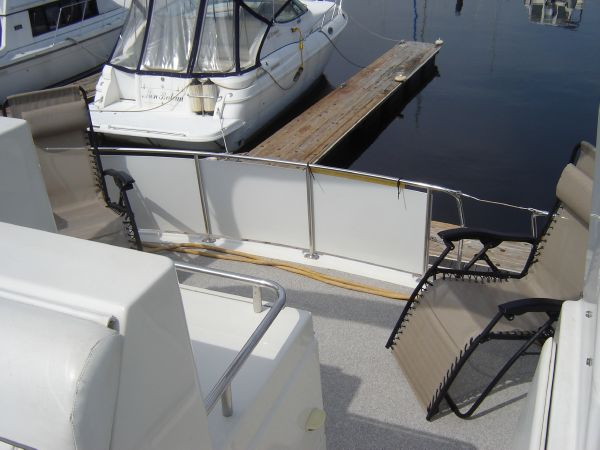 View of Aft Deck