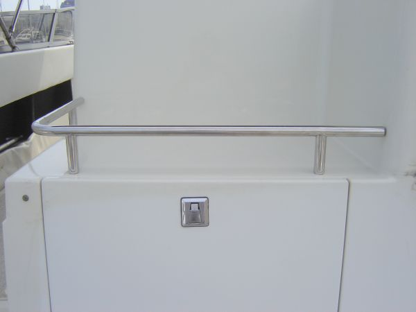 Aft Deck Storage Locker