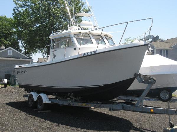 Osprey Pilothouse Expedition 24