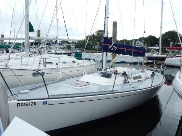 J Boats J/29