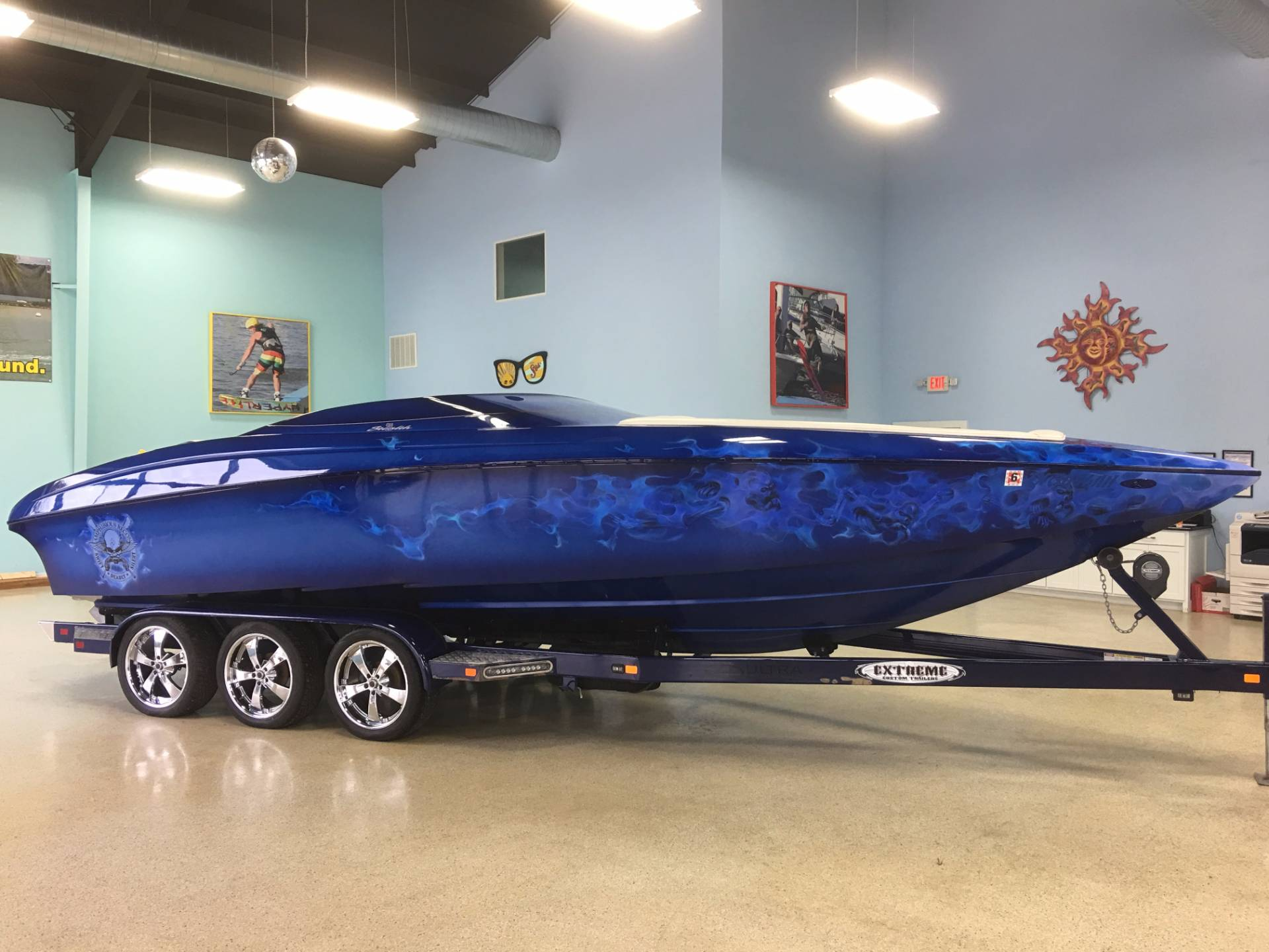 Ultra Custom Powerboats 28 Stealth