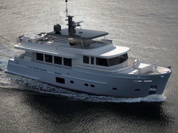 Valk Explorer Dutch Long Range Motoryacht 25.00