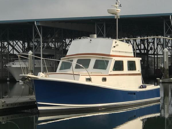 Custom MDI Boatworks Downeast 32