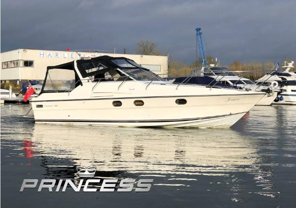 Princess 286 Riviera