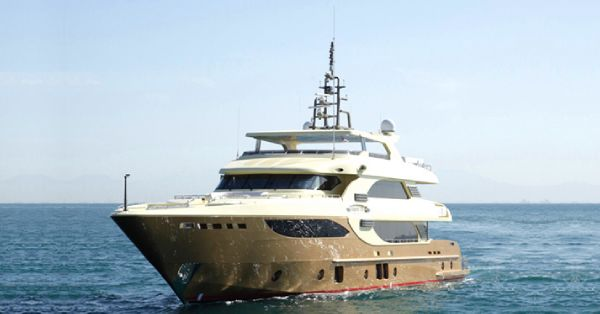 Majesty Yachts Majesty 135