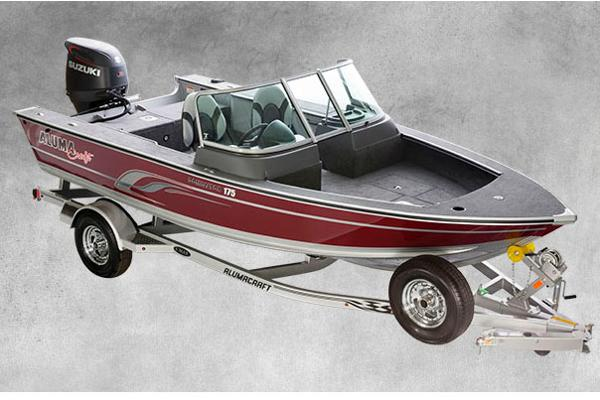 Alumacraft Dominator 175 Sport Manufacturer Provided Image