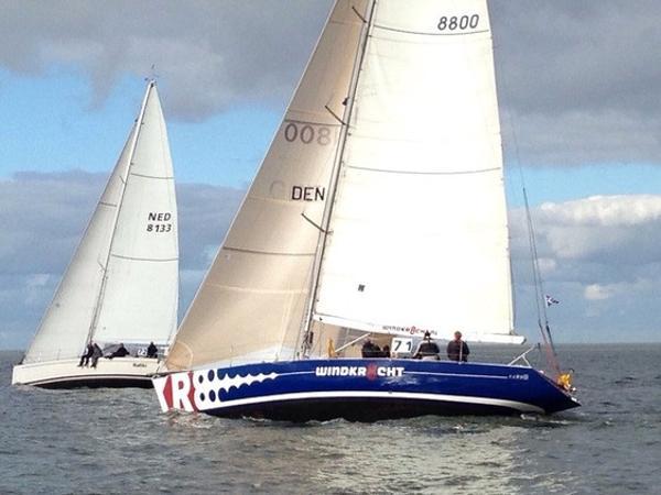Farr 50 Farr 50 under sail