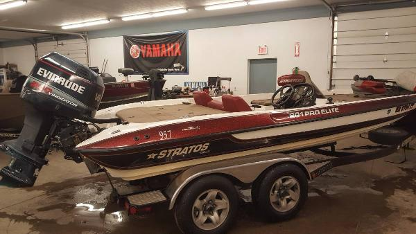 Stratos 201 Pro Elite SC