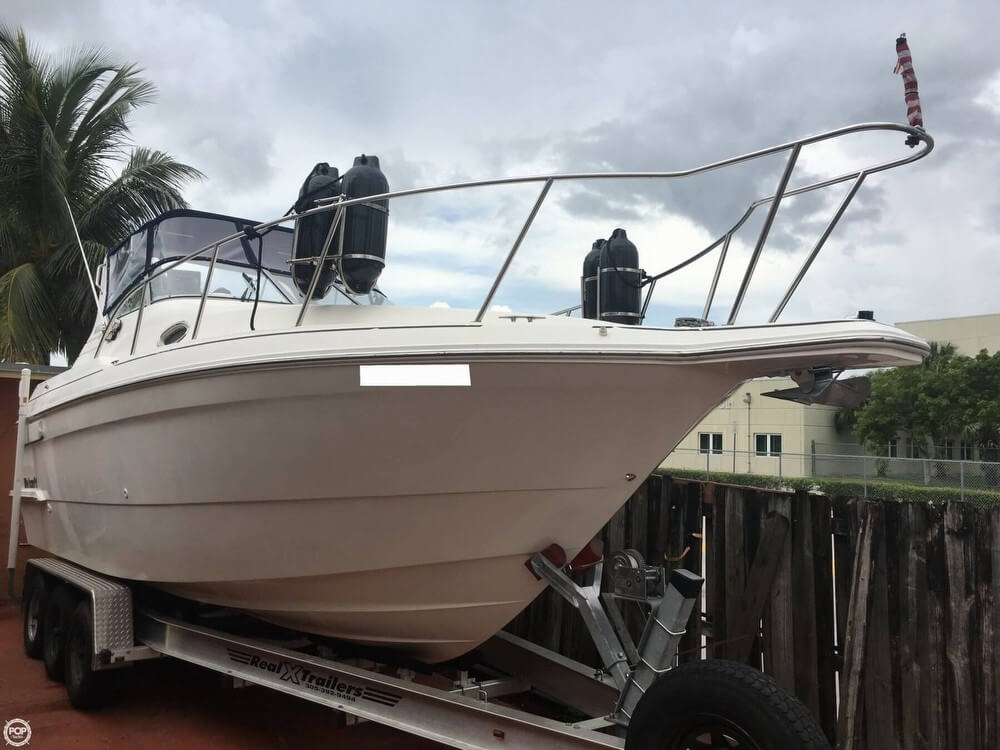 Wellcraft 2800 Martinique 1999 Wellcraft 2800 Martinique for sale in Hialeah, FL