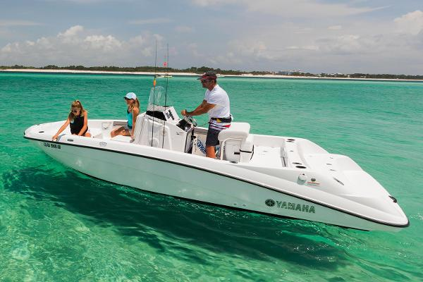 Yamaha Boats 190 FSH Manufacturer Provided Image