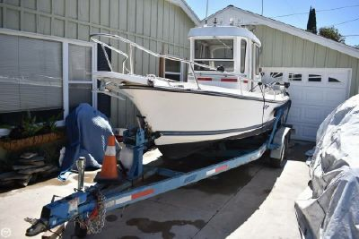Shamrock Pilothouse 196 1992 Shamrock 20 for sale in Garden Grove, CA