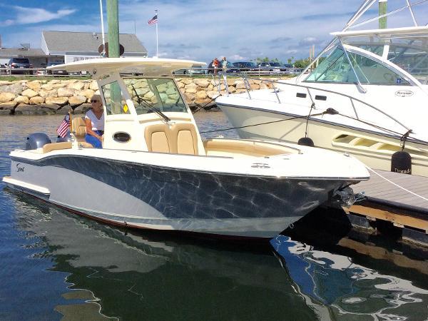 Scout Boats 255 LXF TITO