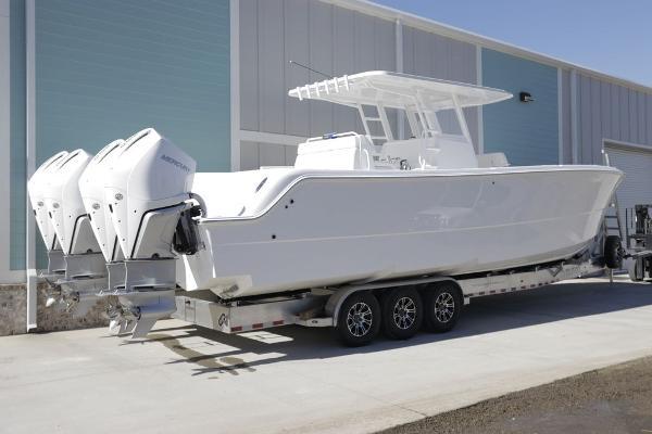 Invincible 35' Catamaran