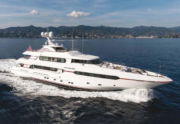 Sunrise Mega Yacht