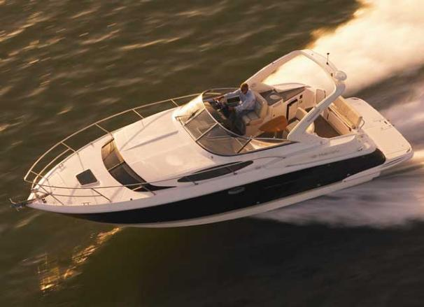 Regal 35 Express Cruiser Manufacturer Provided Image