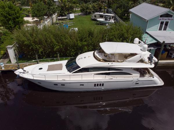 "Princess 67 Flybridge 2007 67' Princess Yacht ""Starchaser"" Profile"