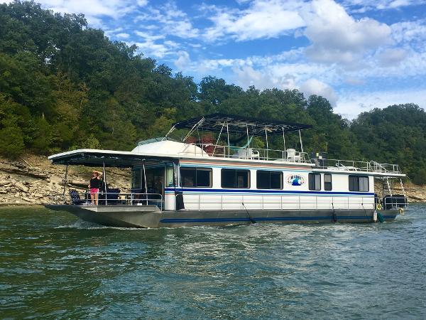 Stardust Cruisers 16 x 70 Houseboat