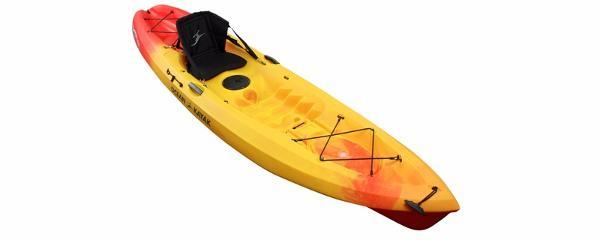 Ocean Kayak Scrambler 11