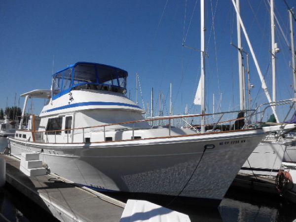 Offshore Yacht Fisher RENDEZVOUS II