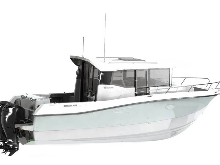 Quicksilver Quicksilver 905 Pilothouse