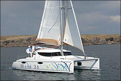 Fountaine Pajot Mahe 36 Evolution Manufacturer Provided Image: Fountaine Pajot Mahe 36 Evolution