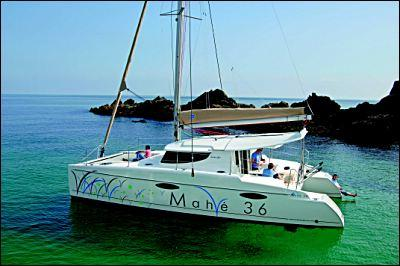 Fountaine Pajot Mahe 36 Evolution Manufacturer Provided Image