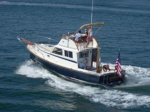 Wilbur Flybridge Cruiser Profile