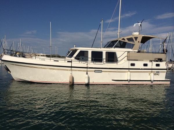 pedro boat LEVANTO 44
