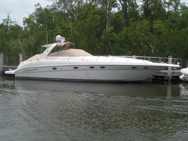 Sea Ray 460 Sundancer