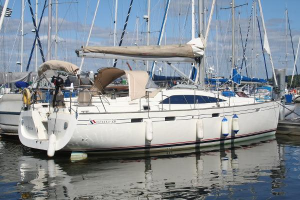 Southerly 38 Afloat