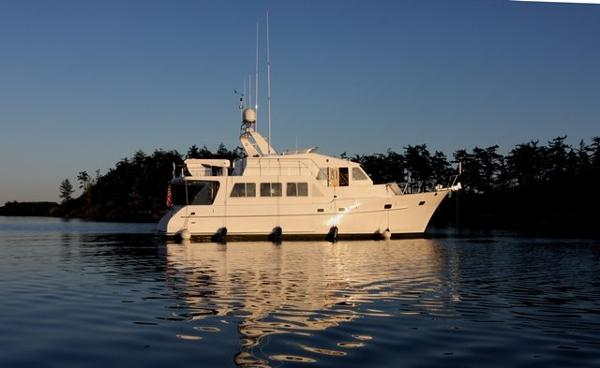 North Pacific 52' Pilothouse