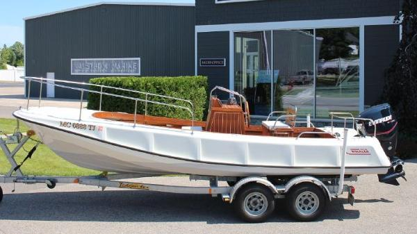 Boston Whaler 21 Ribside Outrage