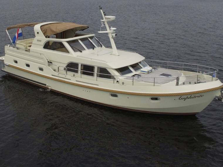 Linssen Yachts Linssen Grand Sturdy 500 Variotop Mark II Diamond