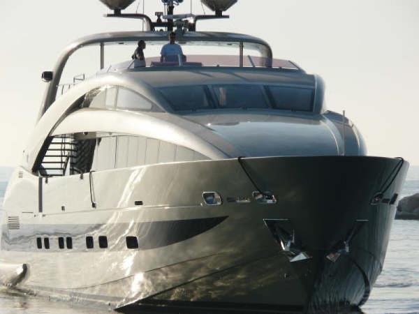 ISA Yachts ISA 120'