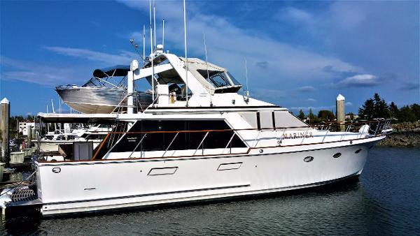 Ocean Alexander 50 Sedan Profile