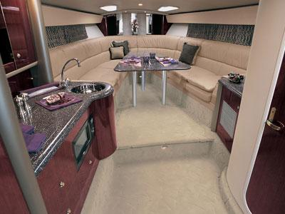Manufacturer Provided Image: Main Cabin