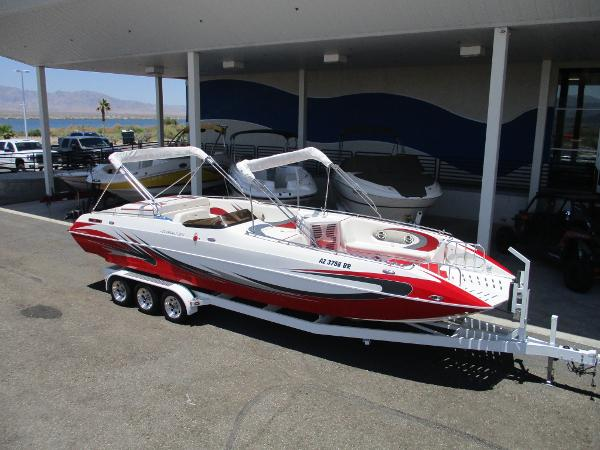 Eliminator Boats 27 Fundeck
