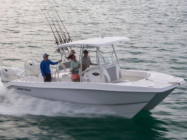 Twin Vee 260 GO FISH