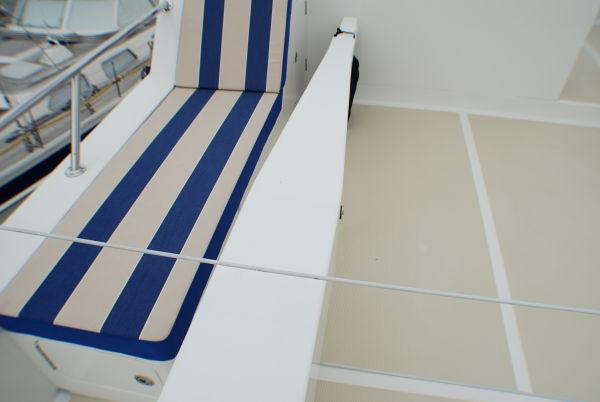10. Boat deck
