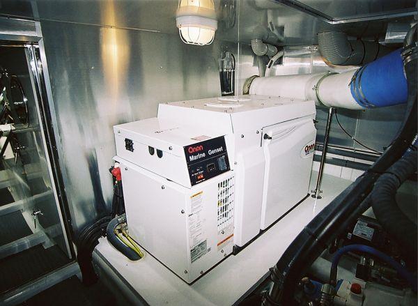 18. 17 kW Onan generator