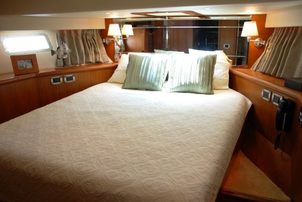 32. Forward stateroom