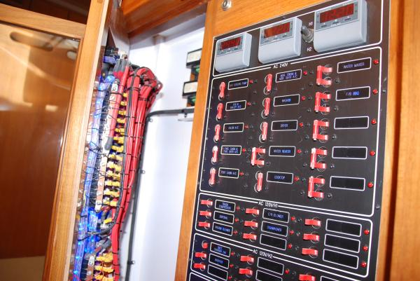 28.Electrical panel
