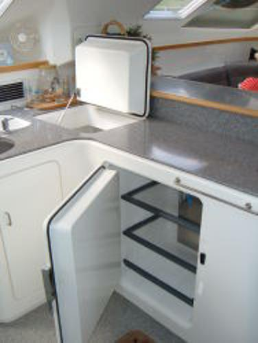 Galley Refrigeration