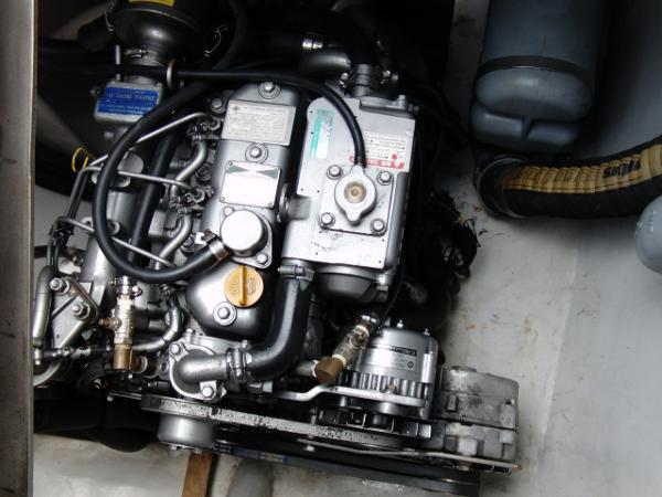 Engine Yanmar 40 hp