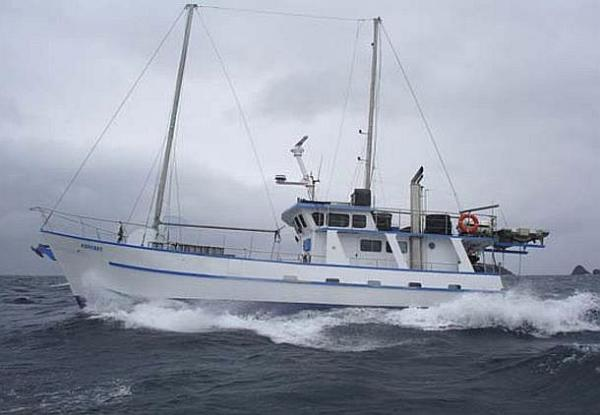 Fiordland Charter Boat and Business