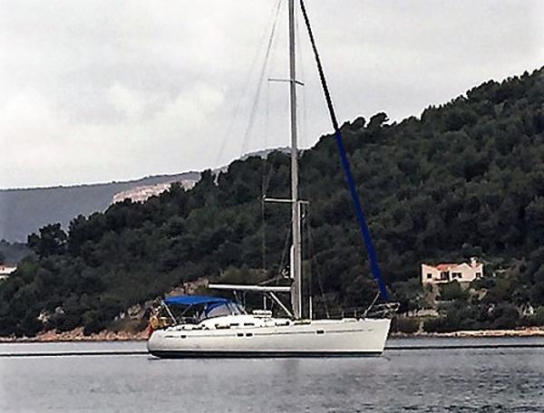 Beneteau Oceanis 473 2002 Beneteau Oceanis 473