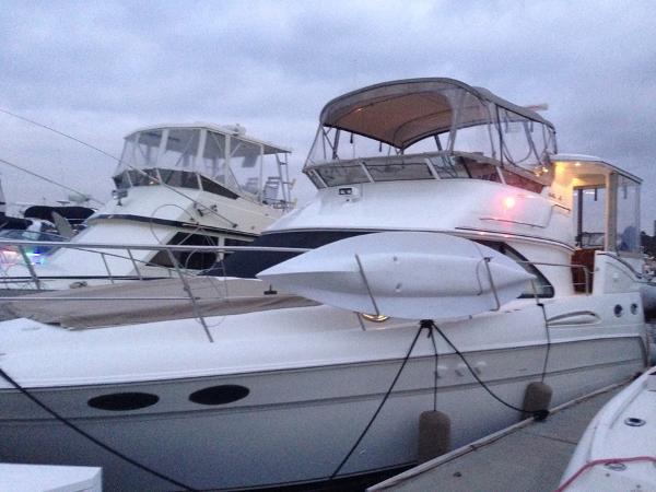 Sea Ray Aft Cabin Motor Yacht PROFILE