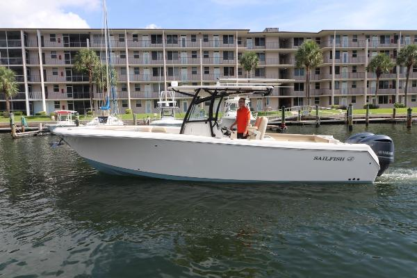 Sailfish 290 CC